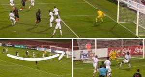 Brekalo zabio prekrasan gol Englezima