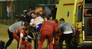 Mijo Caktaš napustio je pripreme Hajduka zbog ozljede