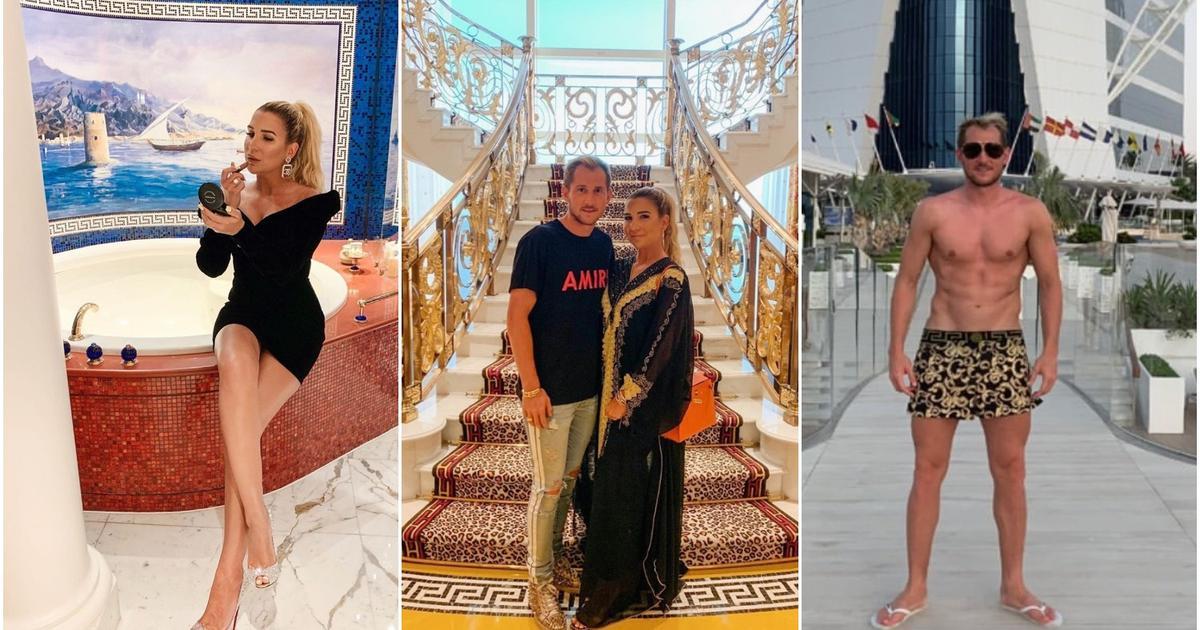Hajrovići uživaju: Leyla se hvali luksuzom, a Izet pokazao torzo
