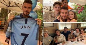 Victoria Beckham poklonila je mužu dres omraženog kluba