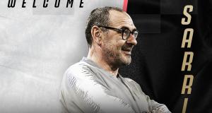 Maurizio Sarri novi trener Juventusa