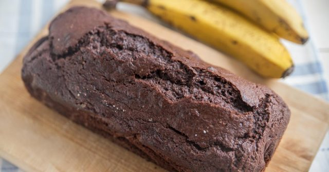 Banana kruh: Neodoljiva slastica bez aditiva i šećera