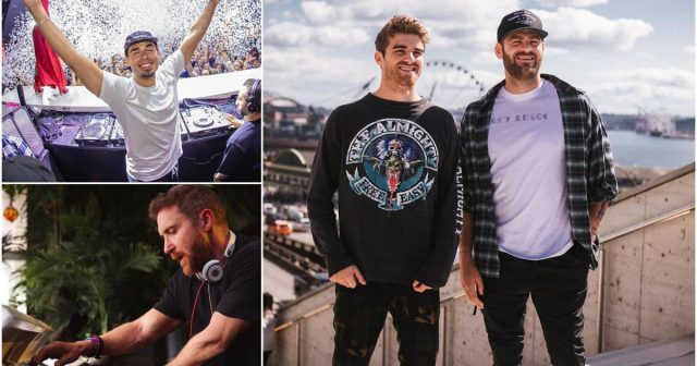 David Guetta, Afrojack i The Chainsmokersi stižu na Ultru