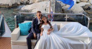Mario Pašalić se oženio uz zastavu Hajduka