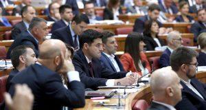 Sabor danas glasuje o sedam novih ministara: Kreću odbori