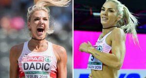 Ivona Dadić izborila plasman na Olimpijske igre u Tokiju