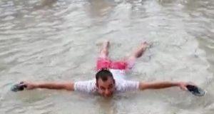 Plivao posred Straduna: Nitko drugi nije htio pa sam morao ja