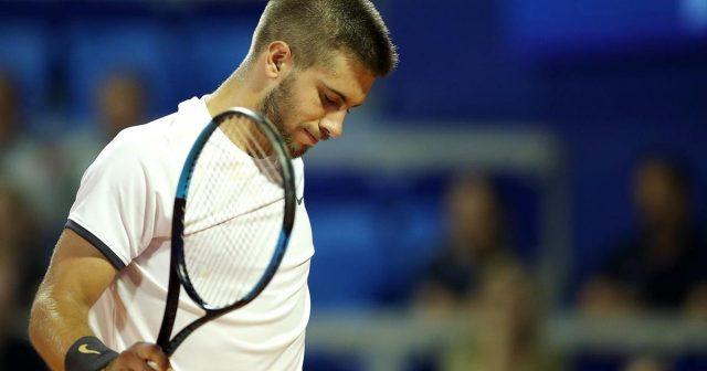 Debakl Ćorića u Umagu: Dobio ga je 125. tenisač na svijetu
