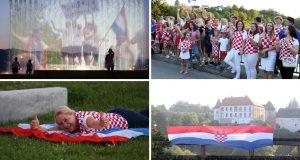 Obilježen Dan zajedništva, ponosa i sreće, slavilo se diljem Hrvatske