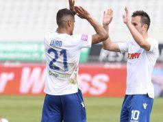 Hajduk je pobijedio, ali Burić mora raditi na igri...