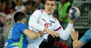 Rukometni SP U-21: Mlada Hrvatska pobijedila neugodne Brazilce