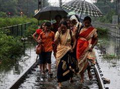 MONSUNSKE KIŠE U INDIJI OPET ODNOSE ŽIVOTE 35 mrtvih i više od 1,5 milijuna pogođenih poplavama