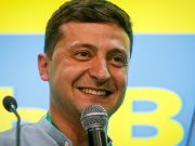 'NEĆEMO IZDATI UKRAJINCE' Predsjednik komičar trijumfirao i na parlamentarnim izborima pa ponudio savez rock zvijezdi