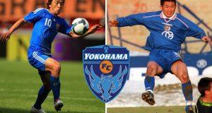 Yokohama dovela Nakamuru, tamo igra i Miura