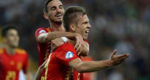 Atletico Madrid želi Danija Olma