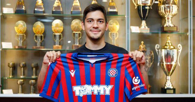 'Hajduk s Čolinom i Dolčekom ima najbolje bekove u državi...'