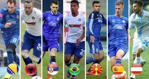 Strani nogometaši u HNL-u, najviše ih je iz Srbije