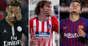 Štrajkom do Barce: Fabregas, Coutinho, Griezmann, Neymar