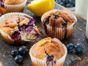 Muffini s jogurtom i borovnicama
