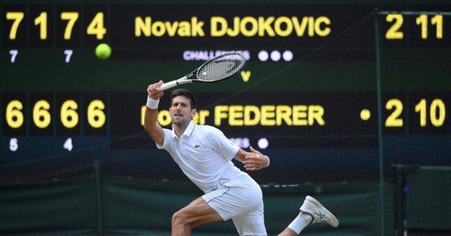 Najdulji meč u povijesti Wimbledona, ali i tenisa uopće? Federer i Đoković u vrhu