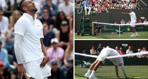 Nick Kyrgios ljutit na suce u prvom kolu Wimbledona