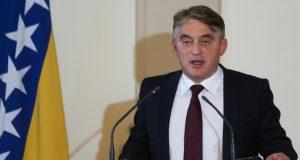 Komšić želi osporiti gradnju mosta: Dodik je protiv toga