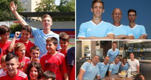 Dani Olmo pomaže djeci: Otvorio kamp za pomoć oboljelima od raka, Campus Olmo
