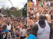 Shaq će partijati na Zrću, a u Belgiji je pojavom 'ukrao' show