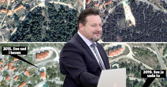 Policija došla u pretres tvrtke povezane s Kuščevićem?