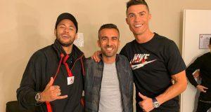 Neymar i Ronaldo zajedno u Torinu