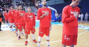 Određene jakosne skupine ždrijeba kvalifikacija za Eurobasket