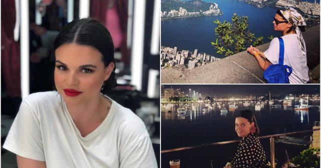 Anamarija Asanović na opasnom putovanju Brazilom