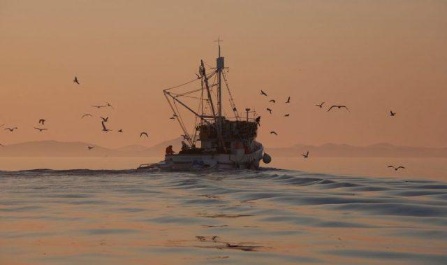 Brod suton Jadran