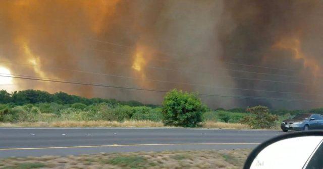 Evakuirali tisuće ljudi zbog šumskog požara na Havajima