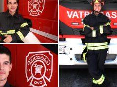 Imao je 17 i pomagao je gasiti požar, danas je - vatrogasac...