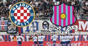 LIVE Hajduk - Gzira United, prijenos uživo, 1. pretkolo Europske lige