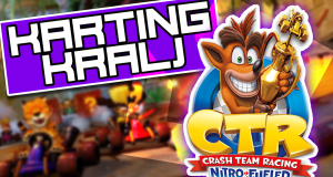 Nikad bolji Crash Team Racing: Kako su postali hit u par dana