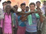 Nosi je kao turban: Indijac 40 godina nije oprao i šišao kosu