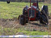 Prevrnuo se traktor u blizini Lipika: Vozač (66) je poginuo