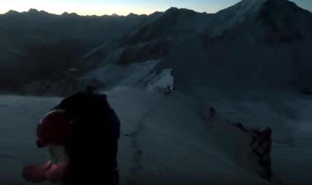 PORED TIJELA POGINULIH ALPINISTA PRONAŠLI KAMERU Objavljena potresna snimka: Zadnji trenuci nesretnih planinara prije nego što ih je zatrpala lavina
