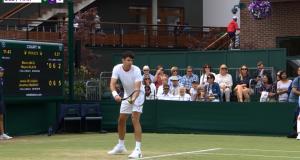 Meč legendi: Mario Ančić oduševio na Wimbledonu