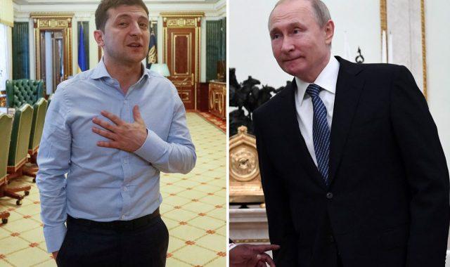 Prvi razgovor Zelenskog i Putina, ali se ne mogu složiti tko je nazvao koga