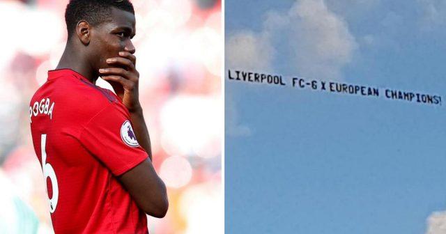 Igrači Uniteda, pogledajte u nebo: Liverpool prvak Europe