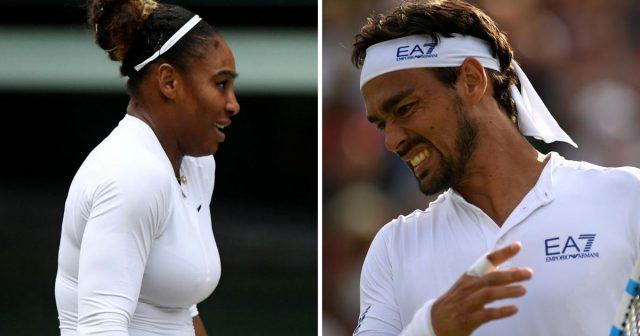 Wimbledon: Serena i Fignoni platili 13.000 dolara kazne