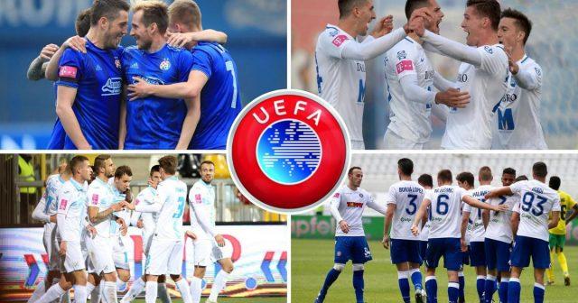 Dinamo, Hajduk, Rijeka i Osijek dobivaju novac od Uefe