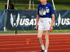 96-godišnjak srušio svjetski rekord u utrci na pet kilometara!