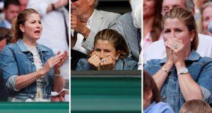 Đoković pobijedio Federera i osvojio Wimbledon, Mirka Federer se nervirala