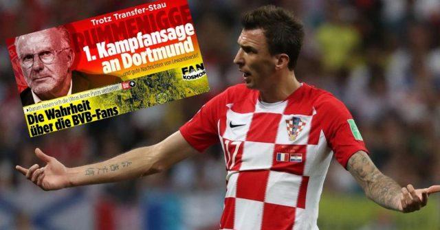 Karl Heinz Rummenigge: Ne treba nam Mandžukić, imamo Lewandowskog