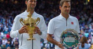Novak Đoković: Roger Federer i ja nismo prijatelji