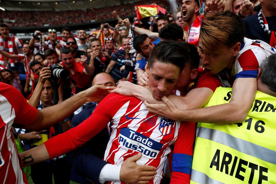 La Liga Santander - Atletico Madrid vs Eibar | Autor: JUAN MEDINA/REUTERS/PIXSELL/REUTERS/PIXSELL